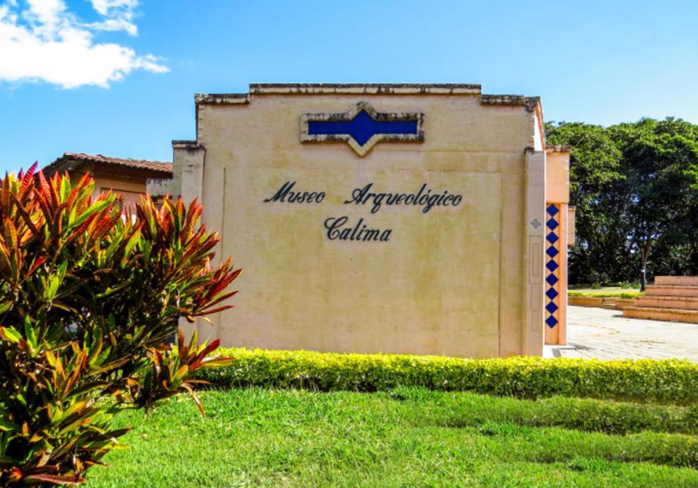 MUSEO ARQUEOLOGICO CALIMA