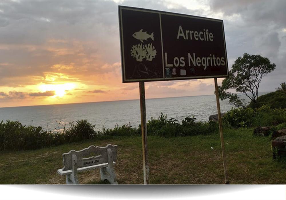 ARRECIFE LOS NEGRITOS